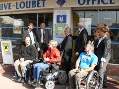 L 39 office du tourisme de villeneuve loubet labellis apf france handicap alpes maritimes 06 - Office du tourisme villeneuve loubet ...