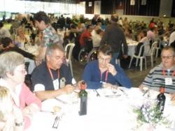 Les représentants de la délégation de l'Aude.