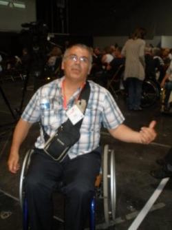 Roger, représentant élu de la dd11.