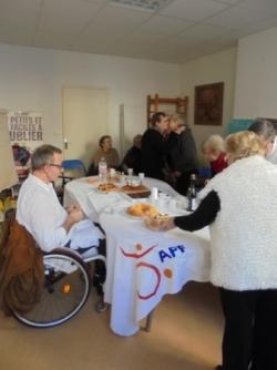 Galettes et vœux 2016 à Narbonne