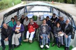 """""""Les Baladins"""" sur le Canal du Midi - 2012"""