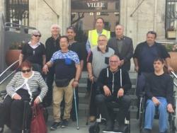 Mai 2019 : accessibilité à Lézignan-Corbières