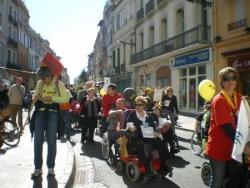 Manifestation Perpignan