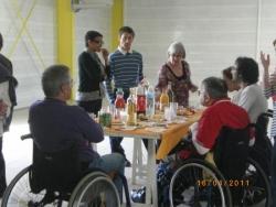 Repas de Pâques 2011