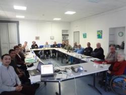 Réunion APF d'accessibilité, 19 mars 2014