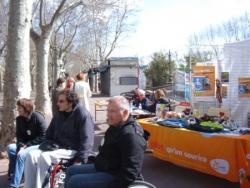 Sur les Barques à Narbonne