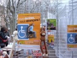 Semaine Nationale des Personnes Handicapées Physiques 2009