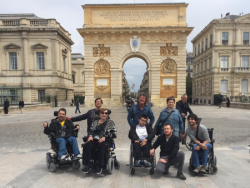 Rencontre APF Montpellier Mai 2017
