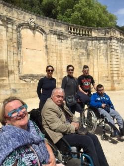 Sortie Jardins de la Fontaine mai 2018