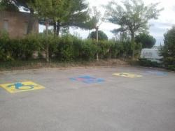 Parking tout en couleurs (suite)