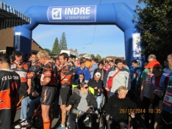 Semi Marathon de la pomme à Neuvy saint Sépulcre