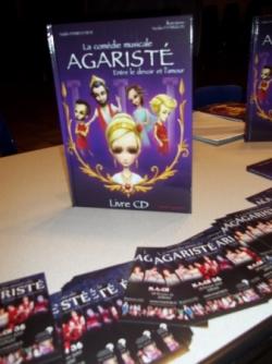 Show case AGARISTE