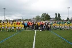 Match de gala des anciens canaris du FCNA : 8 mai 2013