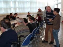 Repas de Noël GR APF-Agglomération Nazairienne