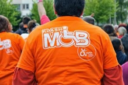 Flash Mob' 2014