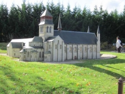 Parc des mini châteaux d'amboise