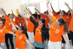 Répétition Flash Mob', du samedi 17 mai