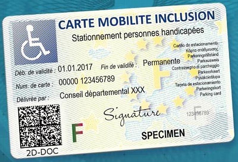 carte mobilité inclusion impots La Carte Mobilité Inclusion en images   Délégation APF France