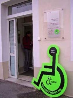 1er Cabinet médical accessible