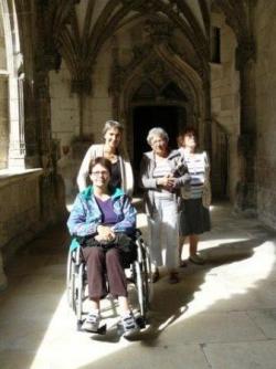 Cloitre Cathédrale de Cahors