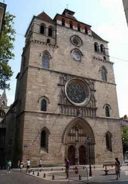 Cathédrale St Etienne à Cahors