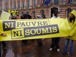 Manif à Toulouse