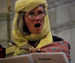 Choriste de Sceptre Singers
