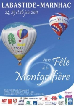 Vol en montgolfière accessible