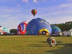Vol montgolfière en 2009