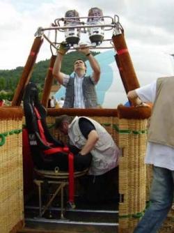 Montage montgolfière