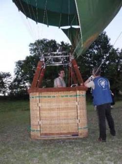 Pilotes de la montgolfière
