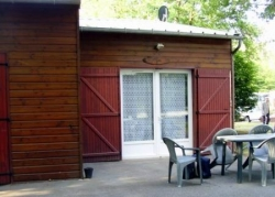 On a dormi dans des Chalets accessibles