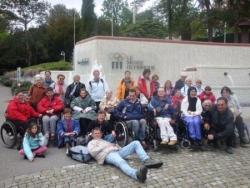 Groupe d'Handicapés du voyage