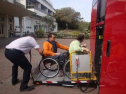 Car accessible
