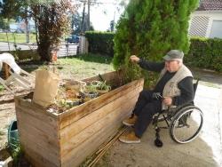Après-midi jardinage
