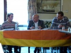 Assemblée Départementale Barbaste 9 novembre 2011