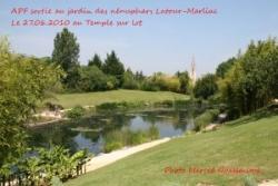 Jardin des Nénuphars - 26/06/10