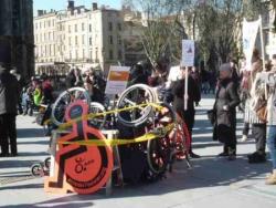 Manif à Bordeaux le 11 février 2015