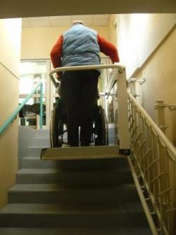Accès au service handicap!!!
