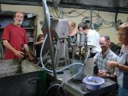 Le groupe Jeunes sur Cholet 2010/2011
