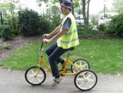 Sortie vélo Bouge ta vie Juin et Sept. 2012