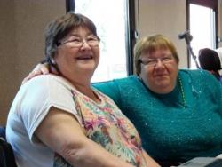 Bernadette et Patricia