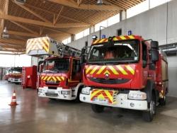 Caserne des Sapeurs-Pompiers
