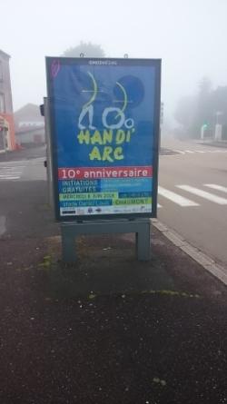 Handi'Arc 2016