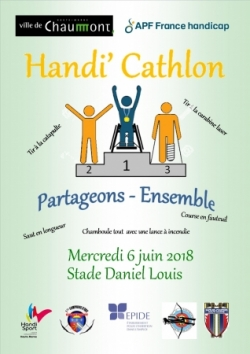 Handi'Cathlon 2018