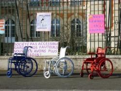Mobilisation à Chaumont