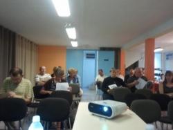 Assemblee départementale 2011