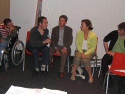 Intervention de Citoyenneté et Handicap