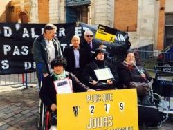 Manifestation à Toulouse du 27 mars 2014