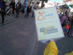 Manifestation NPNS du 19 mars 2009 à Tarbes